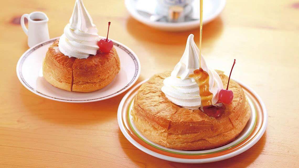 姫路駅前で食べるシロノワールはいかがですか?